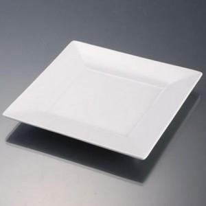Тарелка квадратая 21х21 см.