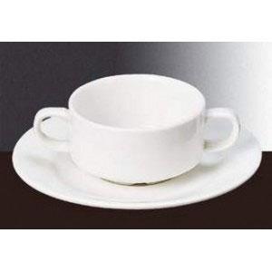 Чаша для супа + блюдце